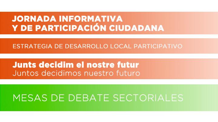 Juntos decidimos nuestro futuro – Convocatoria de mesas sectoriales, los días 14 y 15 de diciembre
