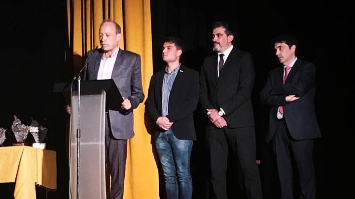 La Agrupación Rural Sur de Alicante recibe una mención honorífica en la entrega de los premios empresariales 2016 de ASEMVEGA
