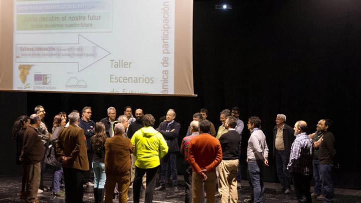 Jornada de innovación en Salinas
