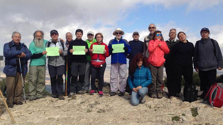 Ruta de senderismo a La Vella –  El Fondó de les Neus