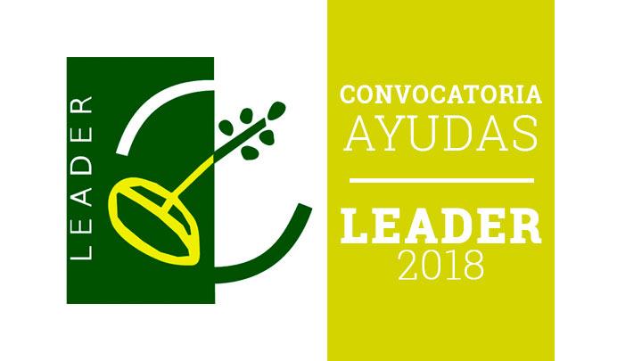 Convocatoria ayudas – LEADER 2018