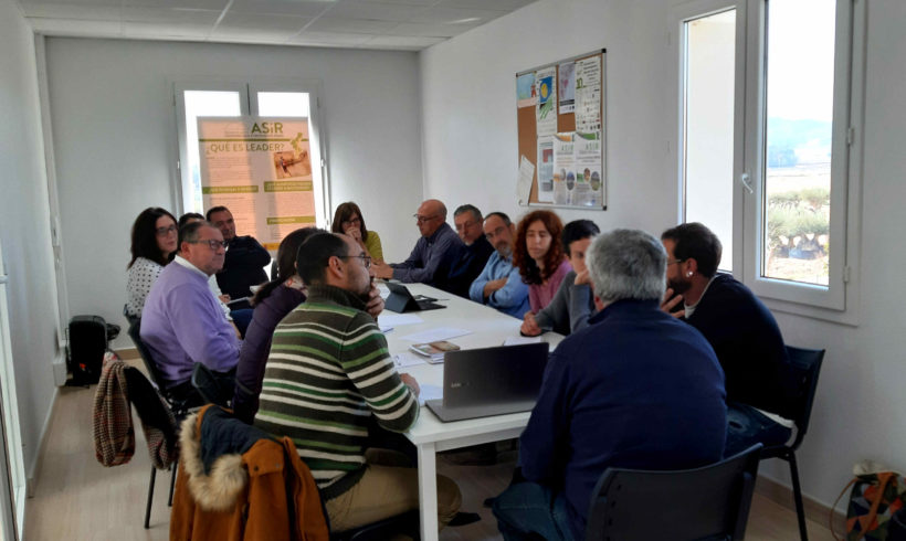 Impulso al Eco-Distrit Sur de Alicante