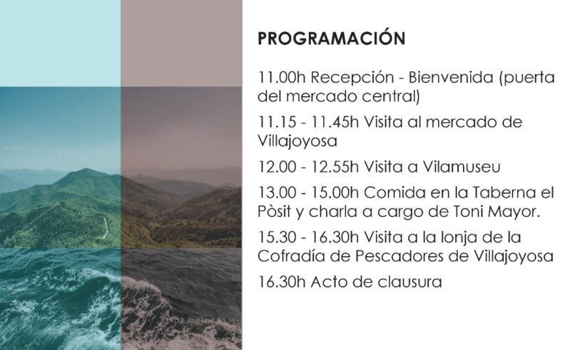 Intercambio de experiencias Mar-Montaña – La Vila
