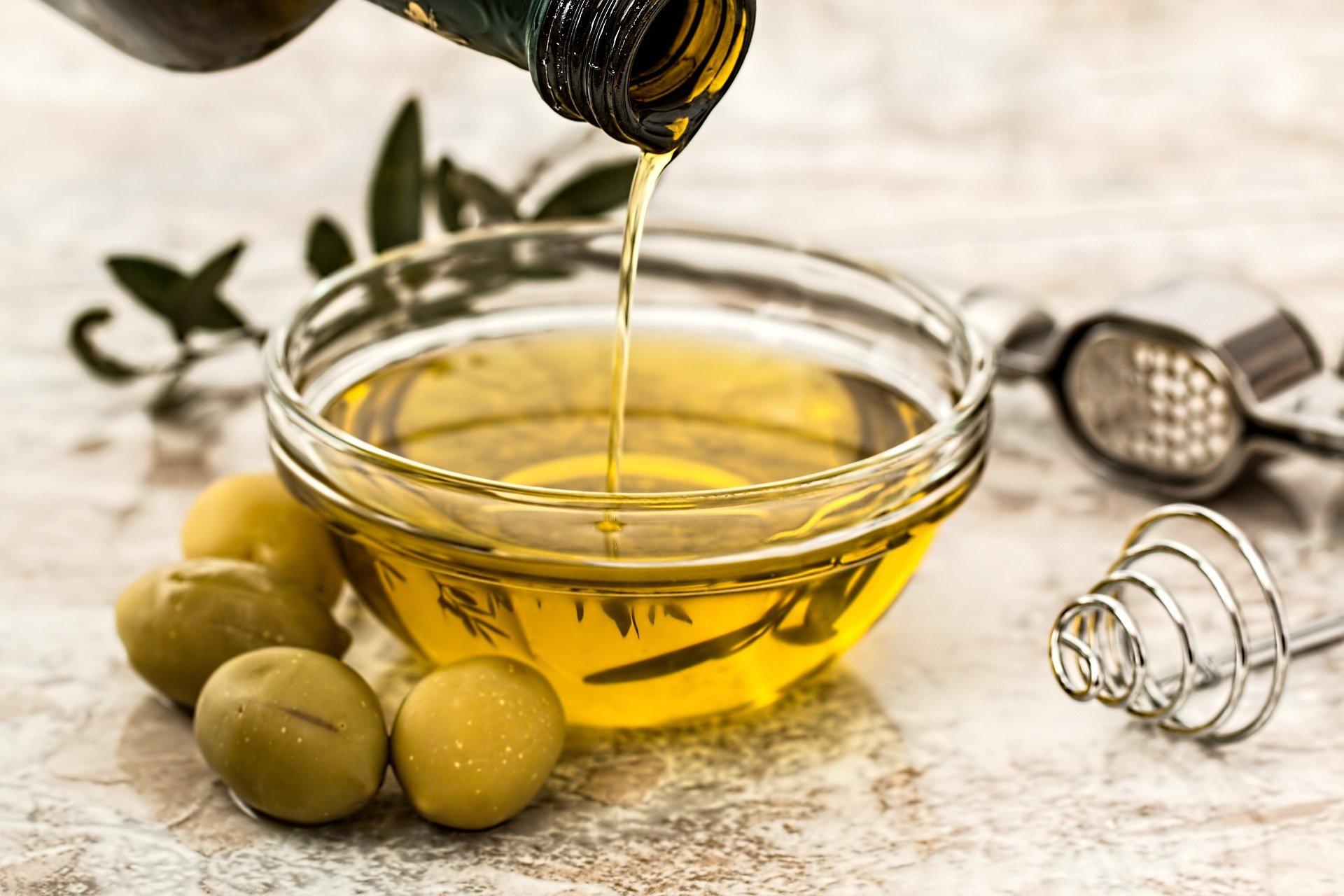 Aceite de oliva industri agroalimentaria