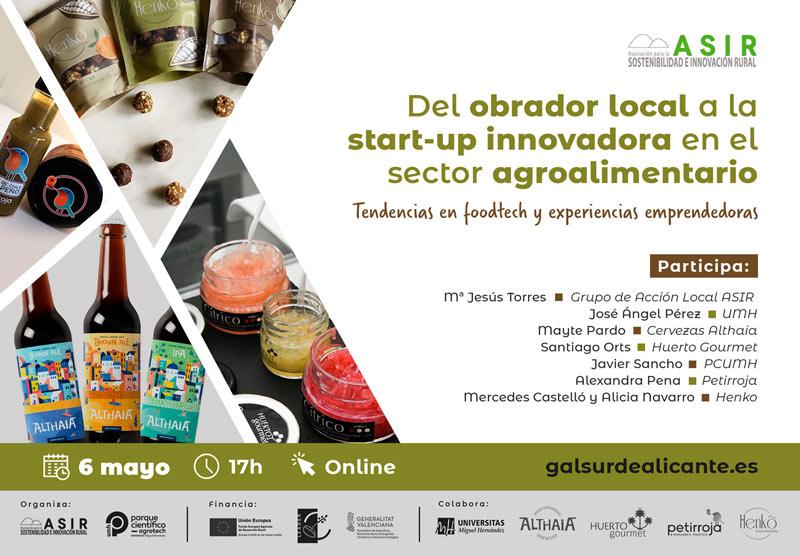 start-up agroalimentaria