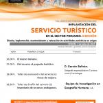 """Talleres de formación online sobre """"Implantación del servicio turístico"""" Essències"""