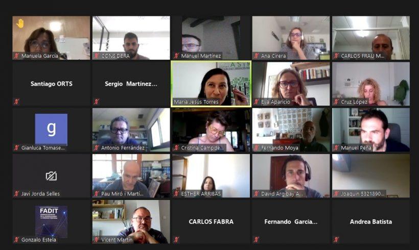El proyecto de Cooperación arranca con el encuentro participativo de agentes clave de los territorios